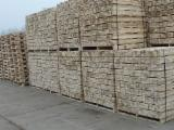 Sawn Timber Poplar FSC - Poplar pallet boards