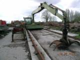 Belgium Woodworking Machinery - Used BALJER & ZEMBROD F250T130-R.D.POS 1985 Log Handling Equipment For Sale Belgium