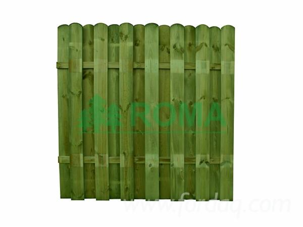 Fence-panel
