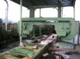 Used 1st Transformation & Woodworking Machinery For Sale - Horizontal sawmill