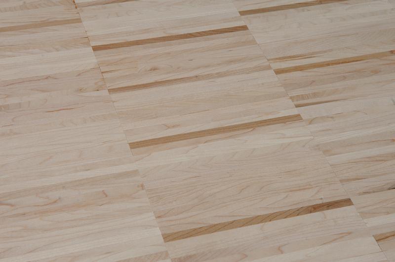 枫木(美洲硬木枫木,糖枫), ce, 拼花实木地板
