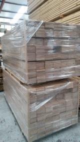 Solid Wood Flooring PEFC - European white oak flooring 150x22 mm. rustic