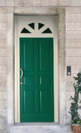 Двері, Вікна, Сходи CE - Африканські породи, Двері, Okoumé (Gaboon, Okaka, Azouga), CE