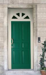 Türen, Fenster, Treppen CE - Afrikanische Arten, Türen, Okoumé (Gaboon, Okaka, Azouga), CE