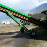 Used 1990 Conveyor Belt For Hogged Wood, Chips, Fibre For Sale in Italy