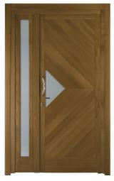 Doors, Windows, Stairs Italy - Softwoods, Doors, Spruce (Picea abies) - Whitewood, CE