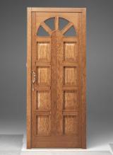 Двері, Вікна, Сходи CE - Листяні тверді (Європа, Північна Америка), Двері, Дуб (Черешчатий), CE