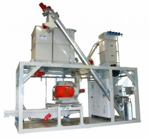 Neu-Friedli-AG-Seria-C---Pelletizer-Komplette-Anlagen---Sonstige-Zu-Verkaufen