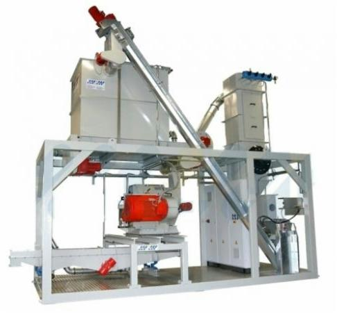 New-Friedli-AG-Seria-C---Pelletizer-Complete-Production-Line---Other-For-Sale