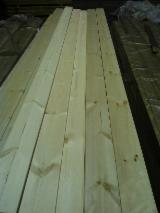 null - 30-36 mm Siberian Pine Parquet Tongue & Groove from Russia