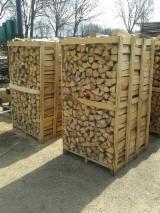 Croatia - Fordaq Online market - Beech / Oak Firewood on Pallets