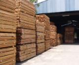 Tropical Wood  Sawn Timber - Lumber - Planed Timber - TROPICAL HARDWOOD SAWN & FJ S4S TIMBER