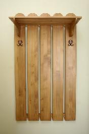 Vend-Portes-Manteau-Art---Crafts-Mission-R%C3%A9sineux-Europ%C3%A9ens-Epic%C3%A9a-%28Picea-Abies%29---Bois-Blancs