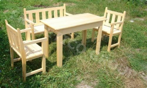 Gartensitzgruppen--Traditionell