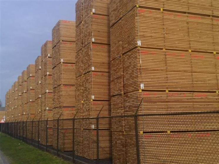 Siberian Larch Timber 25-75 mm