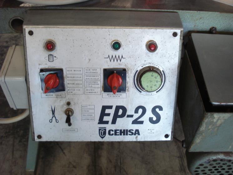 Venta-M%C3%A1quinas-Para-Encolar-Listones-De-Borde-Y-Listones-CEHISA-Usada