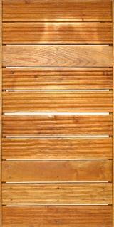 Terrassenholz Zu Verkaufen Rumänien - Robinie  , CE, Rutschfester Belag (1 Seite)