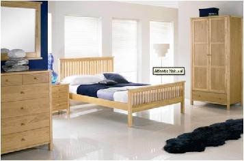 Oak-bedroom-set--bedroom