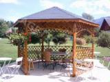 Kaufen Oder Verkaufen Holz Verkaufsstand - Gartenlaube - Fichte  , Verkaufsstand - Gartenlaube