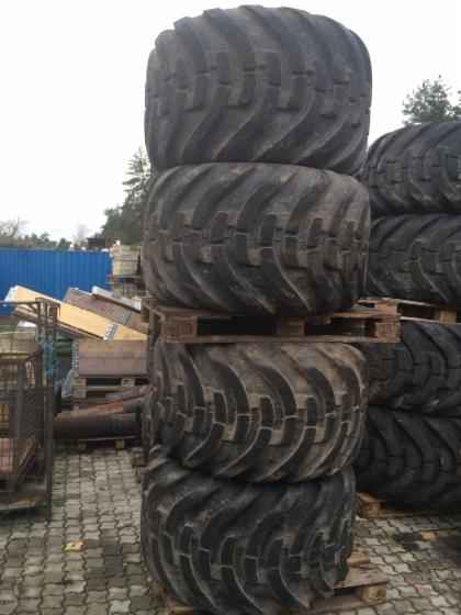 Used-2013-Nokian-Forest-King-F-SF-Reifen-in