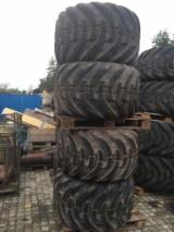 Used Nokian Forest King F SF Feller-Buncher in Germany