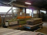 Double-Blade Edging Circular Saws With Roller Feed Jrion & Denz KMS DUO Używane Francja