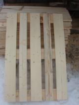 Find best timber supplies on Fordaq - Standard pallets, atypical pallets