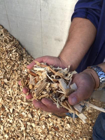 Pellets---Briquets---Charcoal--Sunflower-Husk-Briquets