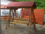 Find best timber supplies on Fordaq - Traditional Fenzel Pine Garden Sets Neamt Romania