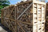 Wholesale Biomass Pellets, Firewood, Smoking Chips And Wood Off Cuts - Firewood Cleaved - Not Cleaved, Firewood/Woodlogs Cleaved, Beech (Europe)