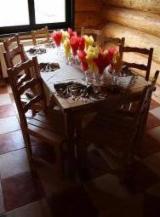 Mobilier la comandă - set masa + scaune
