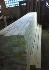 Cumpăra Sau Vinde  Elemente Lipite Din Lemn - Dulapi din lemn de brad stratificat si uscat