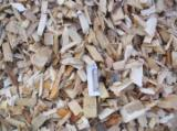 CE Certified Firewood, Pellets And Residues - CE All Species Wood Chips From Used Wood 40 mm