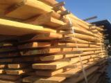 Hardwood  Unedged Timber - Flitches - Boules - Acacia boards for playgrounds