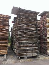 Hardwood  Unedged Timber - Flitches - Boules - PEFC/FFC, Oak (European), Loose, Germany, Baden-Württemberg