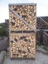 Drvo Za Ogrjev Rascjepan - Ne Rascjepan, Drva Za Potpalu/Oblice Cepane, Jasen (bijeli)