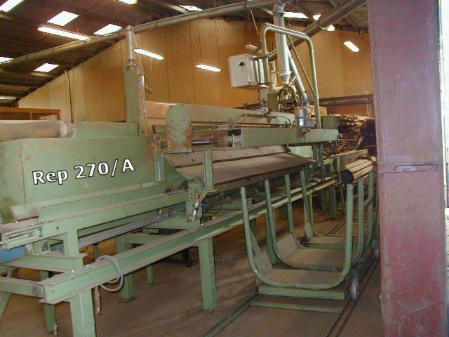 Used-JRION-KMS-DUO--Double-Blade-Edging-Circular-Saw-For-Sale