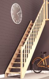 Escaliers - Vend Escaliers Hêtre