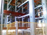 Neu CARRETTA Storage Vertical Buffer Lagersysten Zu Verkaufen Italien