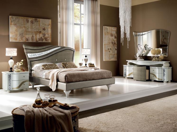 Camera da letto di design moderno - Collezione MIRO