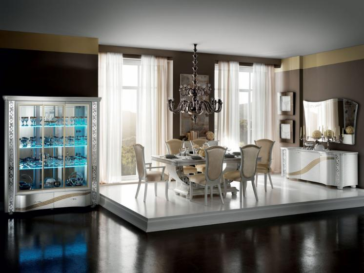 Mobili per stanza da pranzo design casa creativa e - Stanze da pranzo moderne ...