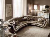 Italy Living Room Furniture - Contemporary Miro' Living Room Set