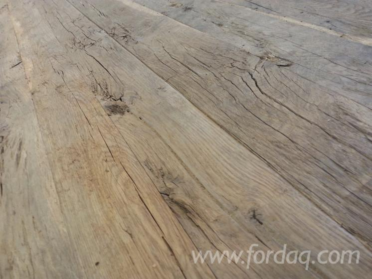 OLD ORIGINAL OAK FLOORING