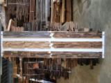 Pavimenti A Pannelli In Massello - INTRECCIATO ROVERE E ABETE ORIGINALI ANTICHI PRIME PATINE