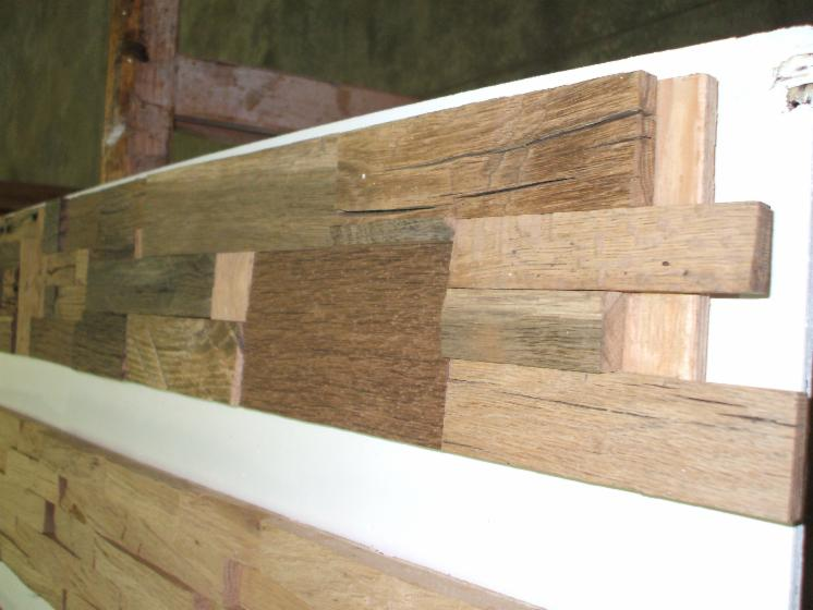 Massief houten verlijmde vloerplaten