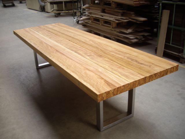 Panel de madera s lido de 3 l minas olivo - Laminas de madera ...