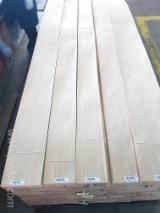 Sliced Veneer - Rift/Crown Cut European Oak Veneer for doors and panels, 0.58 mm