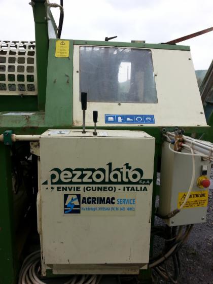 Used-2006-PEZZOLATO--TLC-800-KS-Cleaving-Machine-in