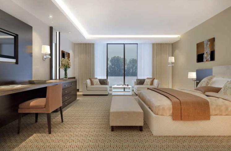 Hotelzimmer design 40 0 60 0 st cke pro monat for Hotelzimmer design
