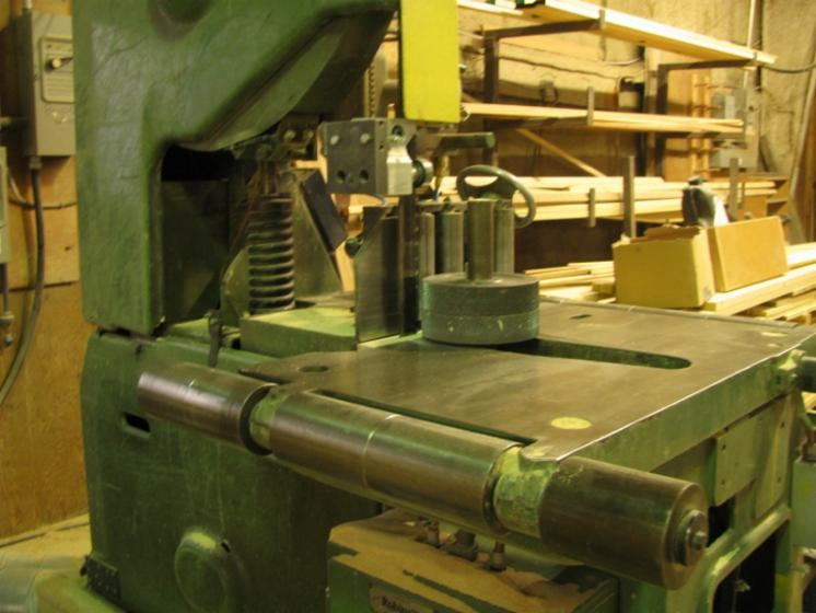 Used Robinson EF/T 1982 Band Resaws For Sale Canada